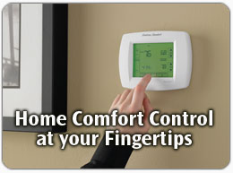 Control at your fingertips